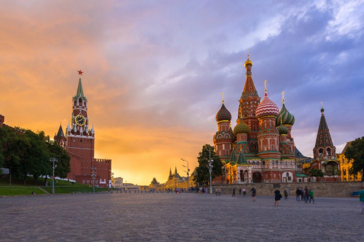 costo visto Russia