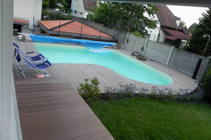 PROFILMI pavimentazione piscina