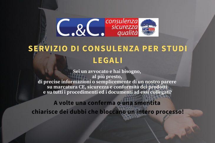 CONSULENZA PER GLI STUDI LEGALI