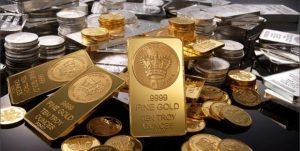 metalli preziosi oro e palladio