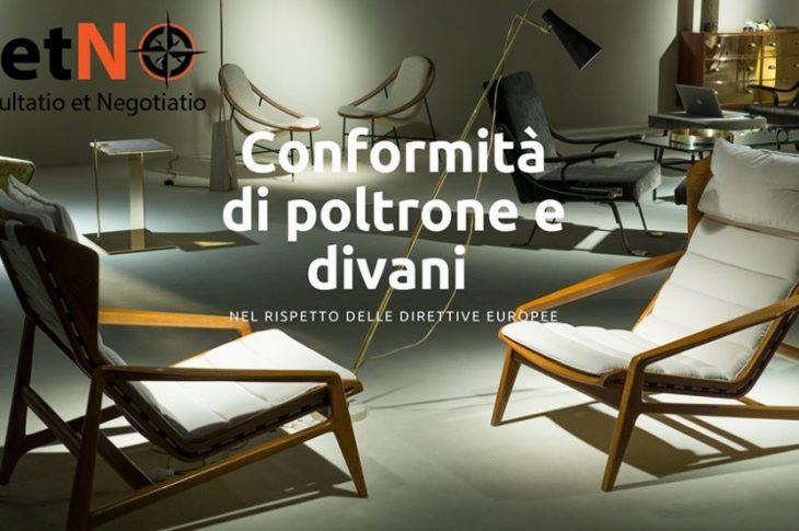 Conformità di poltrone e divani