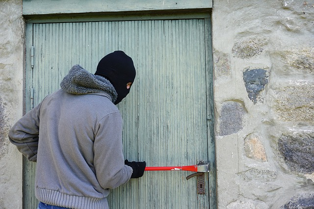 sostituire serratura dopo un furto