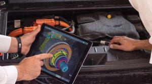 riparazioni auto elettriche